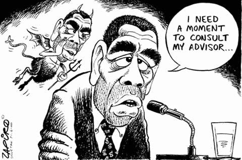 Zapiro - Hansie Cronje