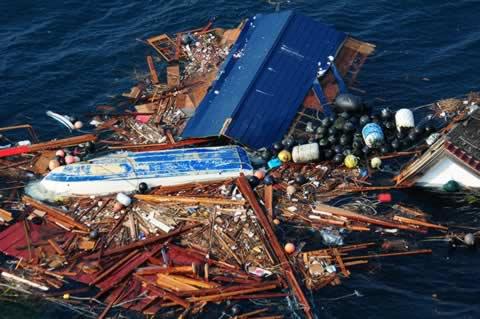 Tsunami Flotsam