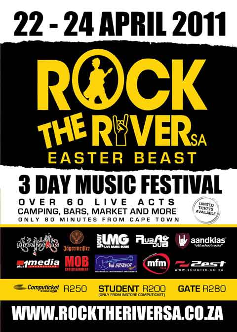 Rock The River - Easter Beast