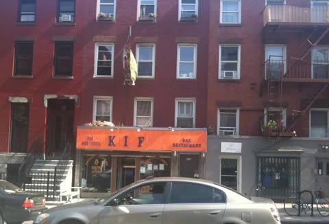 KIF etymology