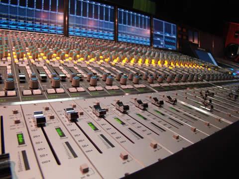 SABC M1 Studio