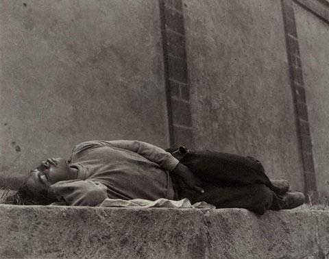 Manuel Alvarez Bravo, El Soñador (The Dreamer), 1931
