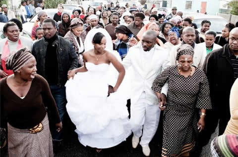 Khayelitsha Wedding
