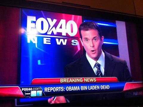 Fox News Obama Typo