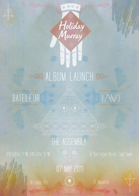 Holiday Murray Album Launch