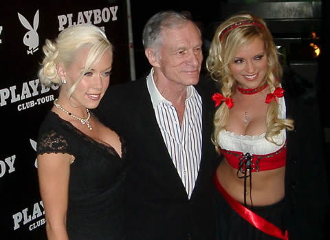 Playboy, Hugh Hefner