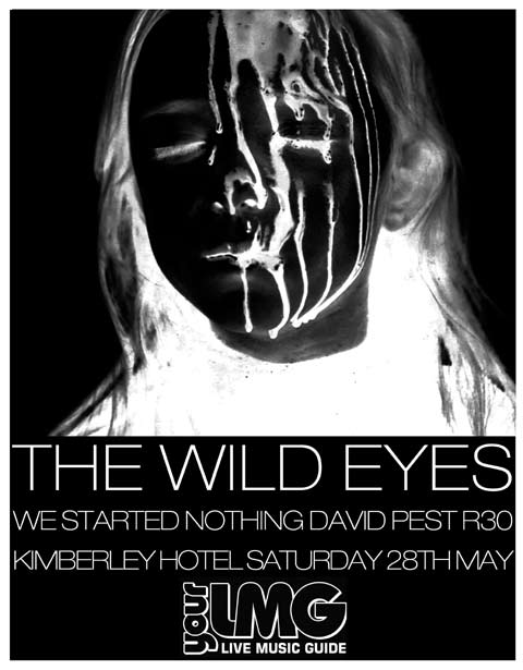 The Wild Eyes at Kimberly Hotel