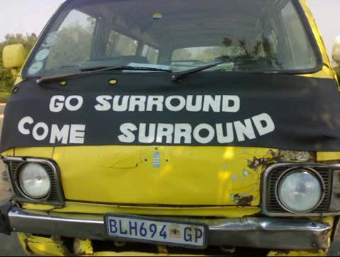 South African Taxi