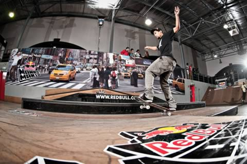 Red Bull Manny Mania