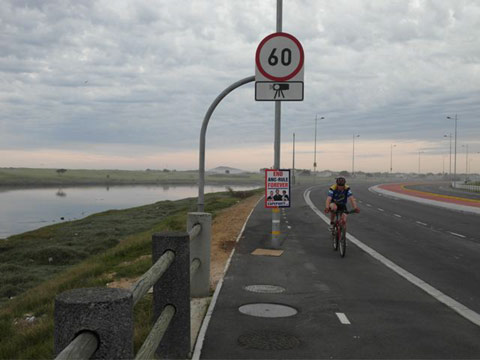 Cape Town Cycle Route