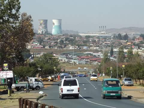 Soweto, Centre of the World