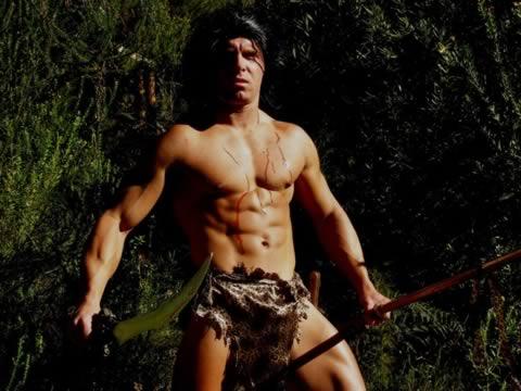 Tarzan, DeWet du Toit