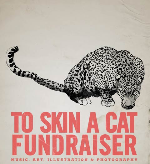 To Skin a Cat Fundraiser