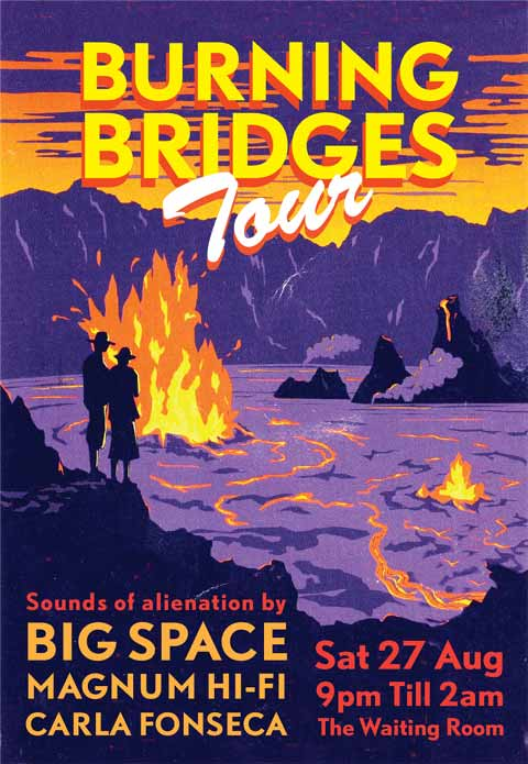 Burning Bridges Tour