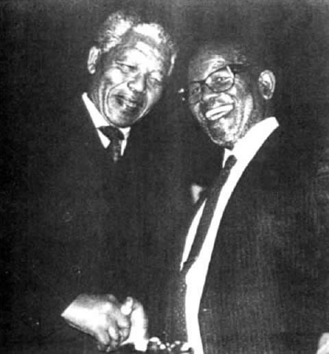 Mandela and Tambo Freemasons
