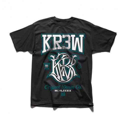 KR3W Champion Black