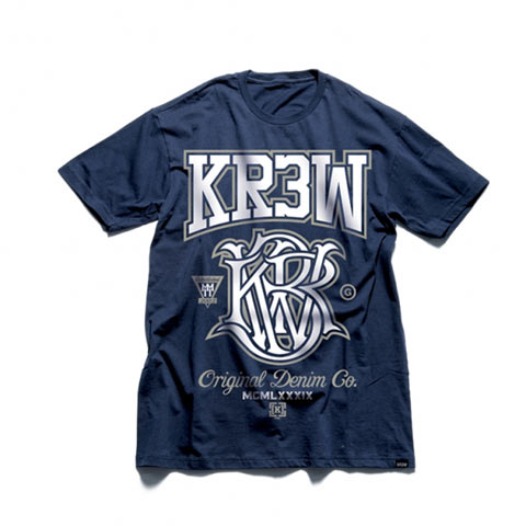 Kr3W Champion Navy