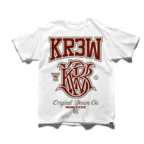 KR3W Champion White