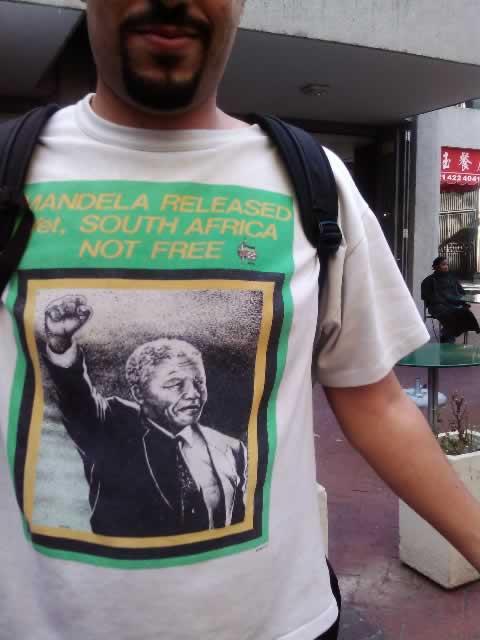 Mandela shirt