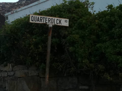 Quarterdeck Road