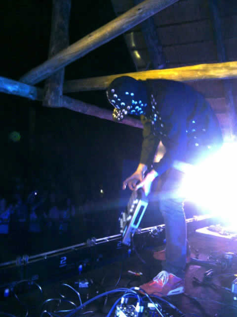 Sibot, Oppikoppi, Red Bull Stage