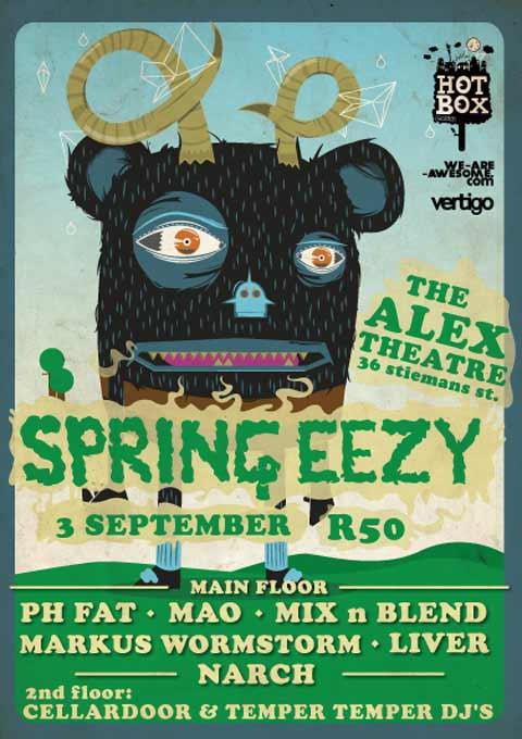 Freebie - Spring Eezy
