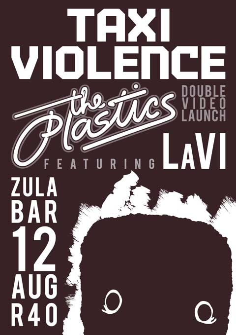 Freebies - Taxi Violence and The Plastics Video Launch
