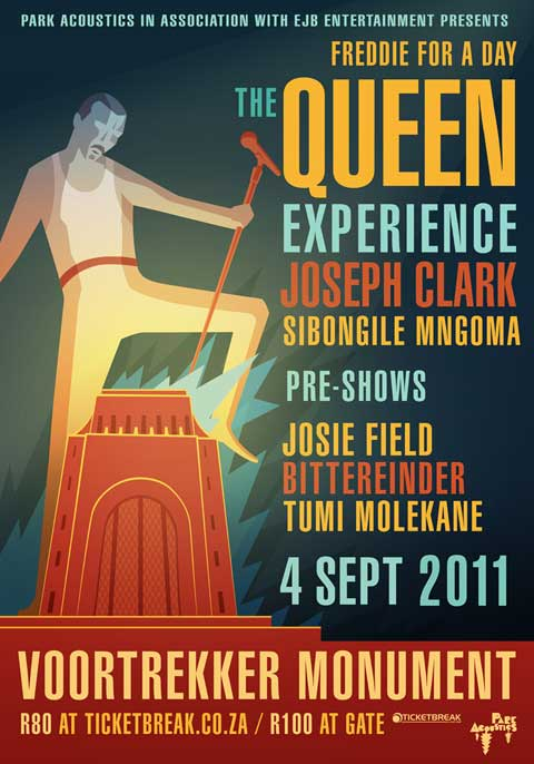Freebie - The Queen Experience