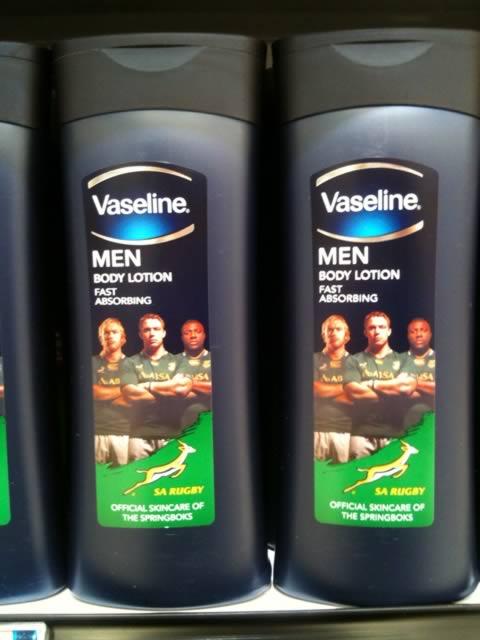 Springbok Vaseline