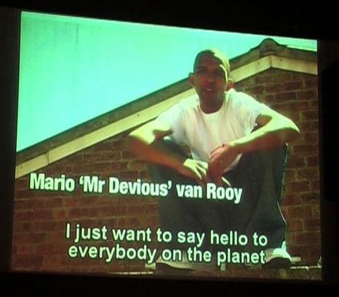 Mr Devious