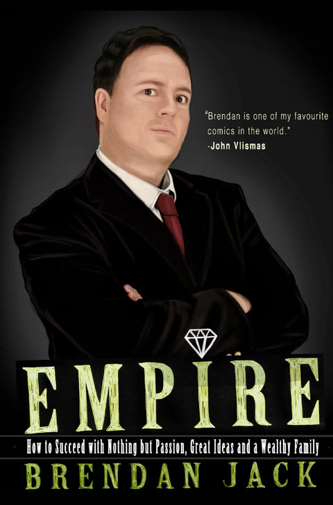 Freebie - Brendan Jack's Empire
