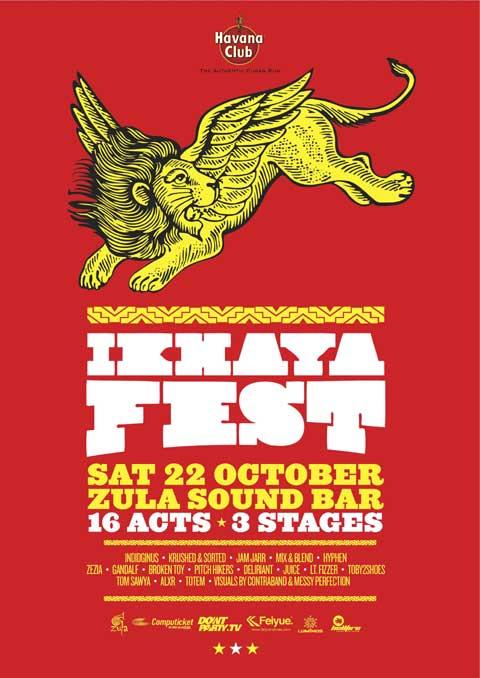 Freebie - Ikhaya Fest