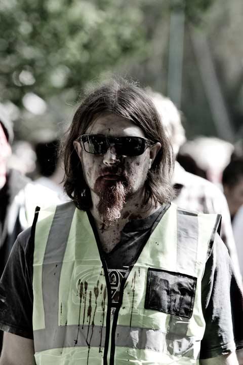 Last Sunday - It's Hard Being A Municipal Worker