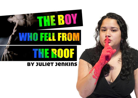 Reading Gay - The Boy Who Fell From The Roof
