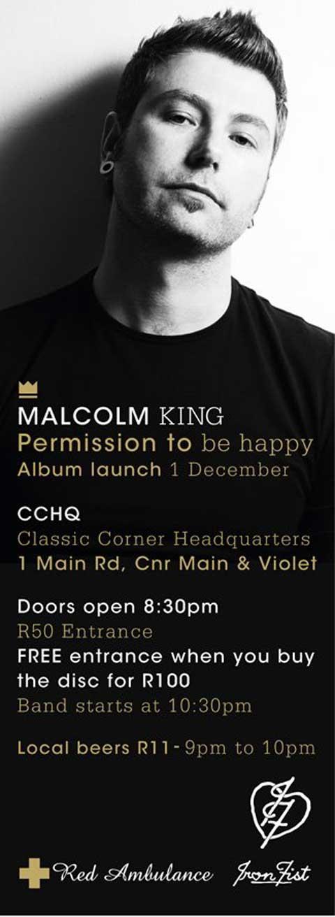 Freebie - Malcolm King