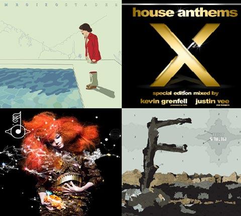 Reviews - Album Round-Up