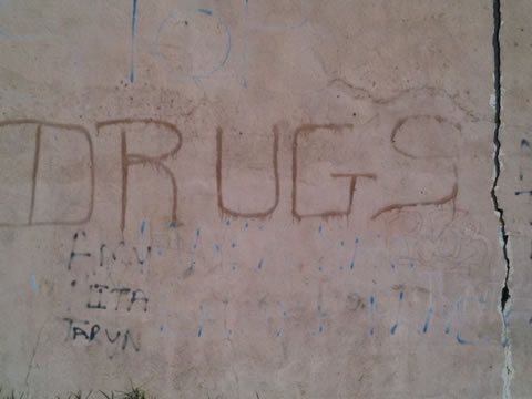 Drugs, Cape Flats