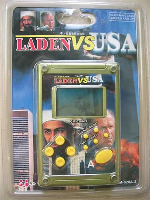 Bin Laden vs Texas