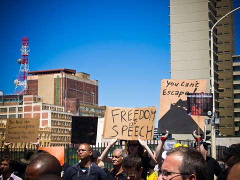 Black Tuesday - Freedom