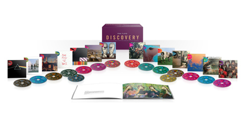 Freebie - Pink Floyd Discovery Box Set