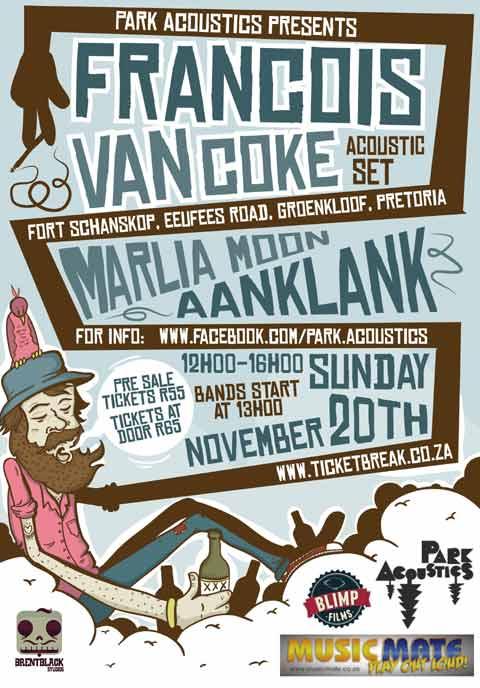 Freebie - Park Acoustics Featuring Francois Van Coke