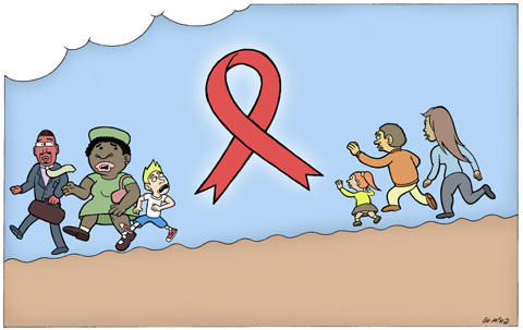 Aids Day - Opening Image