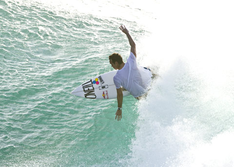 Last Sunday - Surf's Up