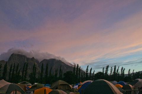 Jargon Fest - Camptown