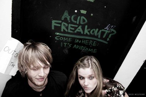 Viva Unit 11 - Acid Freakout?