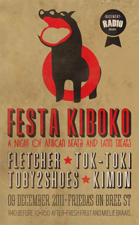 Freebie - Kiboko FM