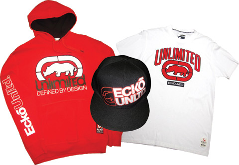 Freebie - Ecko Save The Rhino