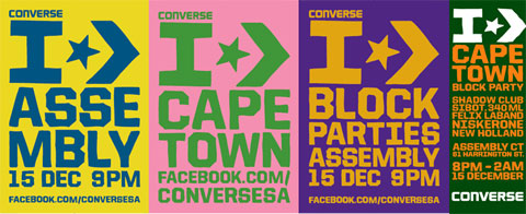 Freebie - Converse Block Party