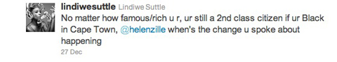 Unprofessional Humans - Suttle Tweet on Blacks