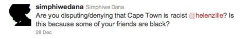 Unprofessional Humasn - Dana Tweet On Friends